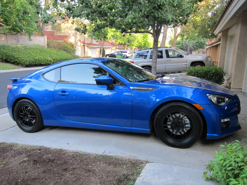 scion fr s custom wheels enkei rpf1 17x8 0 et 45 tire size r17 x et. Black Bedroom Furniture Sets. Home Design Ideas