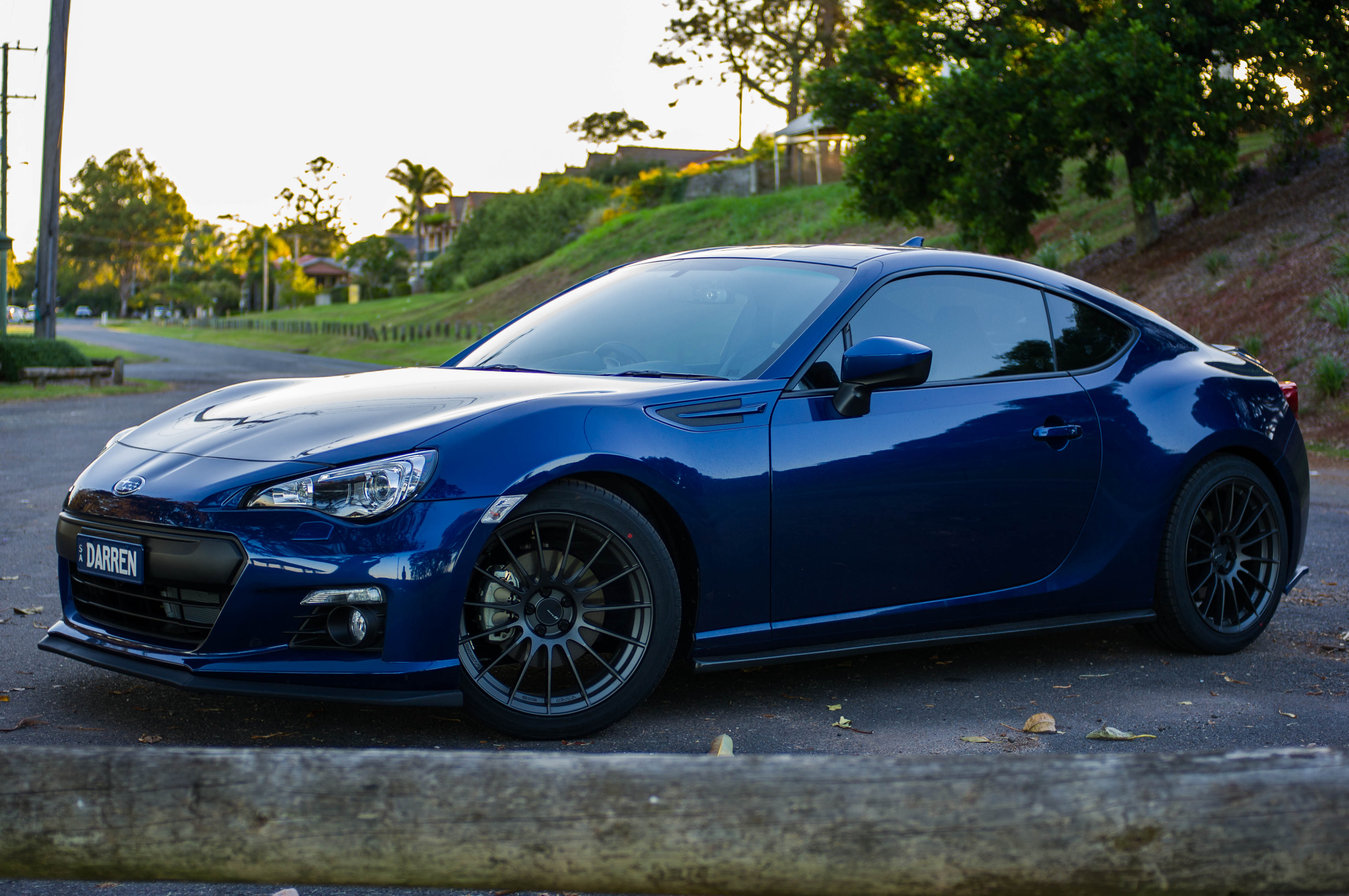 Subaru Brz Custom Wheels Enkei Rs05rr 18x8 5 Et 42 Tire