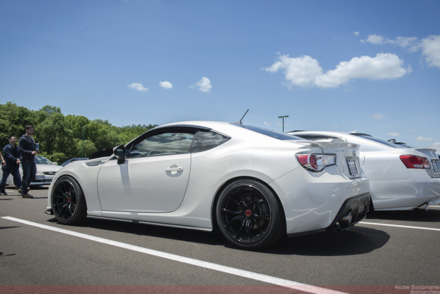 subaru brz custom wheels gram lights 57fxx 18x9 5 et 38. Black Bedroom Furniture Sets. Home Design Ideas