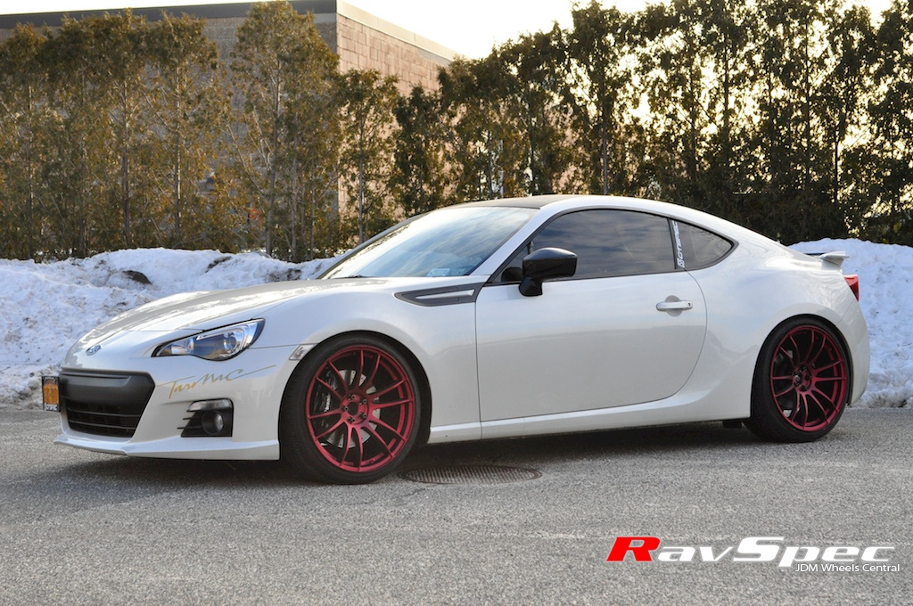 subaru brz custom wheels gram lights 57xtreme 19x9 5 et 43 tire size 235 35 r19 x et. Black Bedroom Furniture Sets. Home Design Ideas