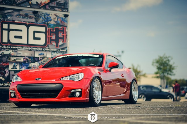 scion fr s custom wheels klutch sl14 18x8 5 et 35 tire. Black Bedroom Furniture Sets. Home Design Ideas