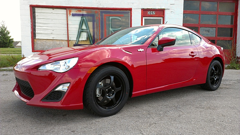 subaru brz custom wheels motegi mr221 traklite 17x7 0 et. Black Bedroom Furniture Sets. Home Design Ideas