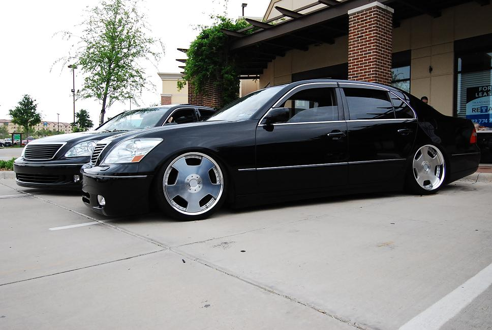 photo 1 Lexus  LS 430 Work Euroline DZ 20x9.0