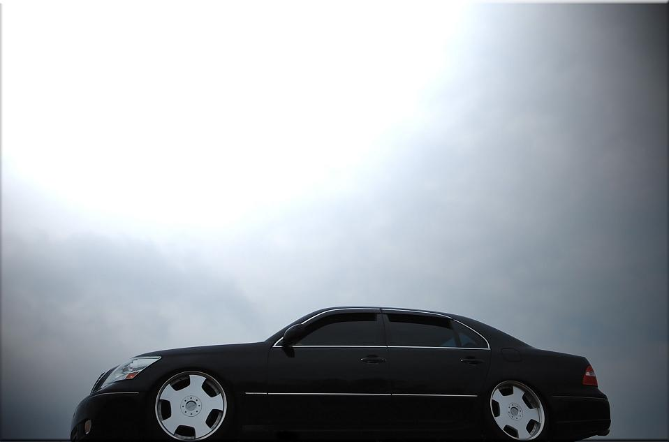 photo 5 Lexus  LS 430 Work Euroline DZ 20x9.0