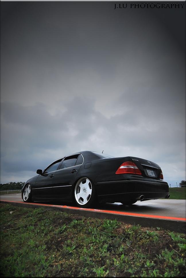 photo 6 Lexus  LS 430 Work Euroline DZ 20x9.0