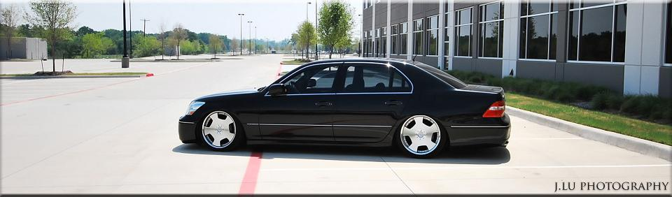 photo 7 Lexus  LS 430 Work Euroline DZ 20x9.0