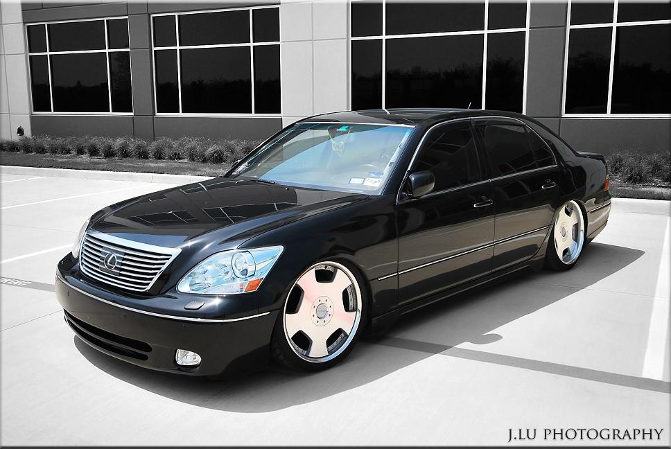 photo 8 Lexus  LS 430 Work Euroline DZ 20x9.0
