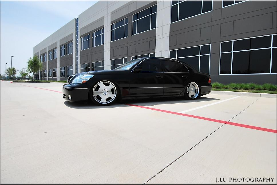 photo 11 Lexus  LS 430 Work Euroline DZ 20x9.0