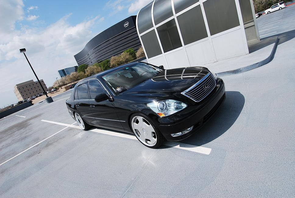 photo 13 Lexus  LS 430 Work Euroline DZ 20x9.0