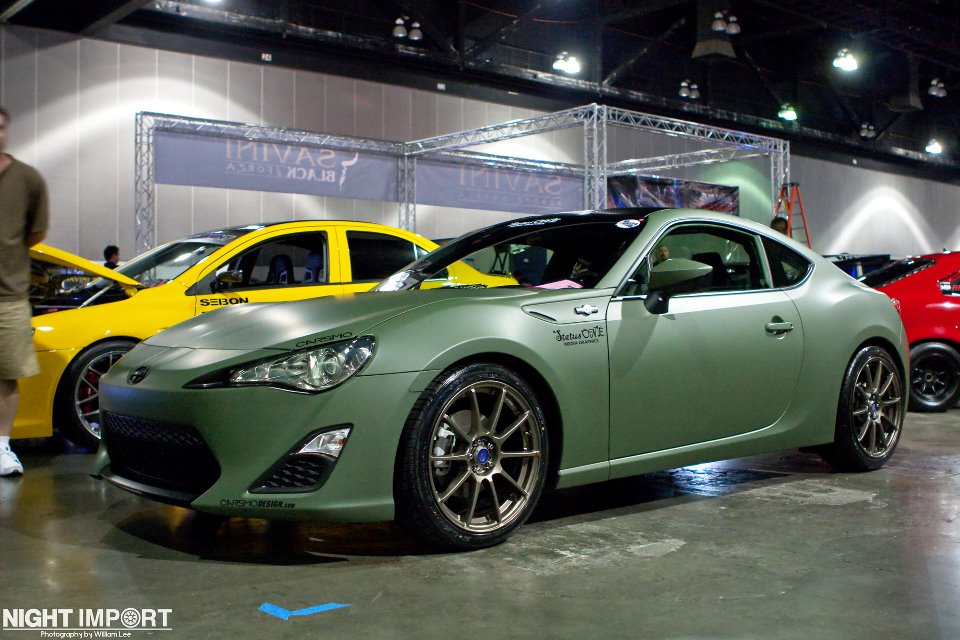 Brz 0 60 Time >> Scion FR-S custom wheels Sparco Assetto Gara 18x8.0, ET +48, tire size / R18. x ET