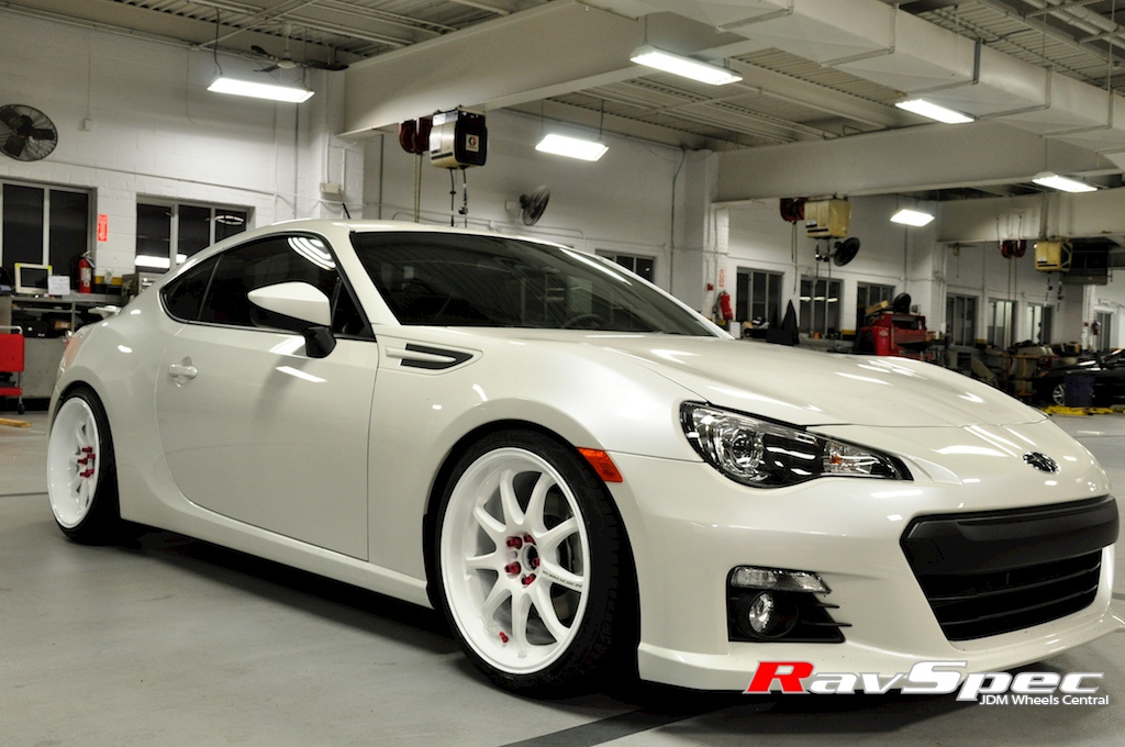 Subaru Brz 0 60 >> Subaru BRZ Work Emotion XD9 18x9.0