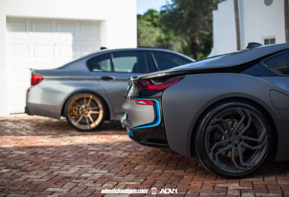 Bmw I8 Custom Wheels Adv 1 Nl2 Mv2 Cs 21x9 0 Et Tire Size R21