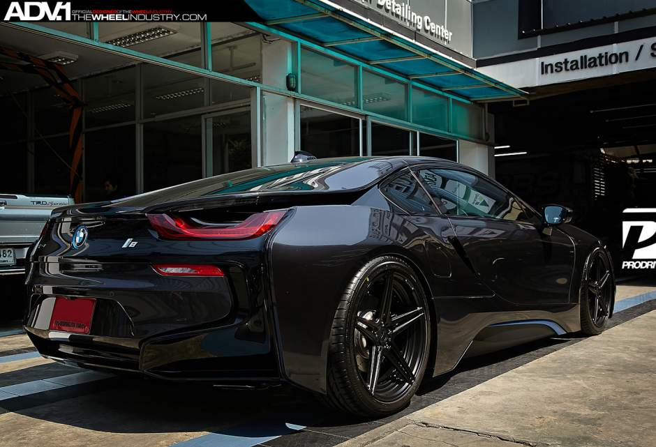 Bmw I8 Custom Wheels Adv 1 05 Mv2 Sl 20x8 0 Et Tire Size R20