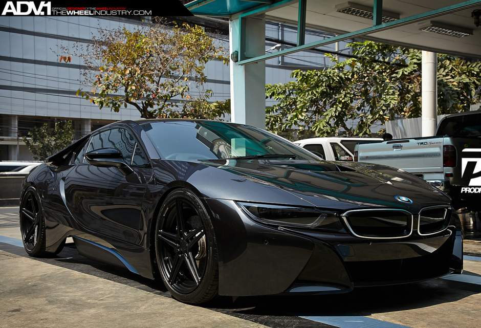 Bmw I8 Custom Wheels Adv 1 05 Mv2 Sl 20x8 0 Et Tire