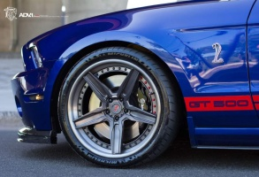 Ford Shelby GT500 tuning