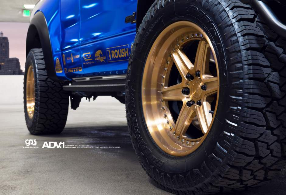 Ford F  Aftermarket Wheels