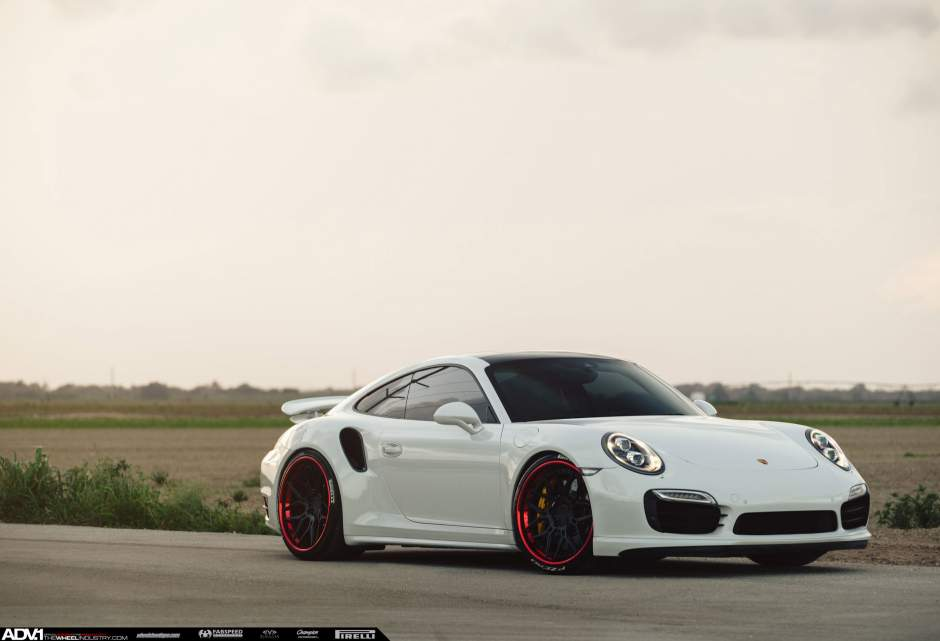 porsche 911 custom wheels adv 1 7 track spec cs 21x9 5 et. Black Bedroom Furniture Sets. Home Design Ideas