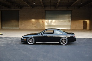 Nissan S14 tuning