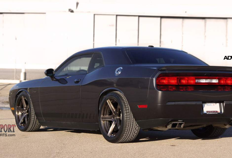 dodge challenger custom wheels adv 1 dvp02 mv2 20x9 0 et. Black Bedroom Furniture Sets. Home Design Ideas