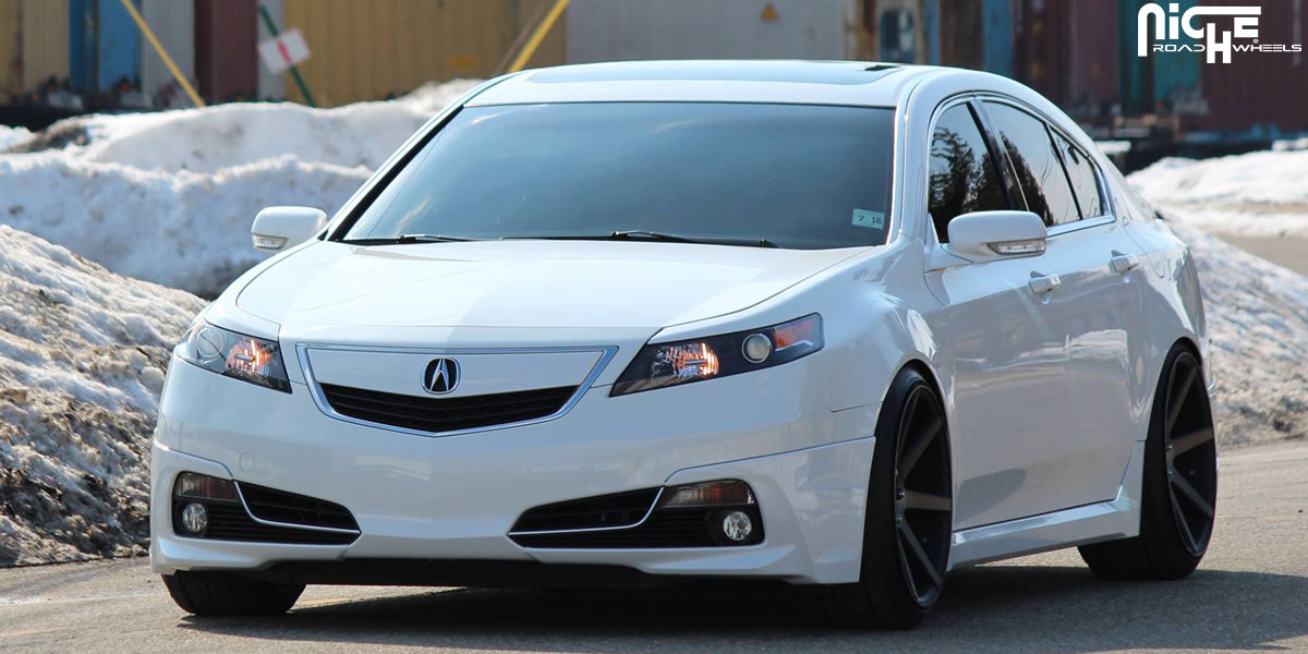 acura tl custom wheels verona m150 20x10 5 et tire size. Black Bedroom Furniture Sets. Home Design Ideas