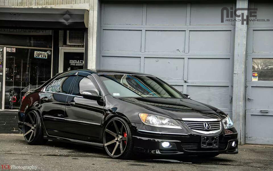 Acura Rl Custom Wheels Verona M150 20x10 5 Et Tire Size