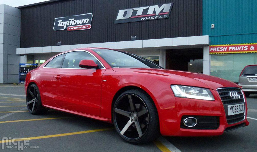 photo 1 Audi A5 custom wheels Niche Milan - M134 20x8.5, ET , tire size / R20. 20x10.5 ET