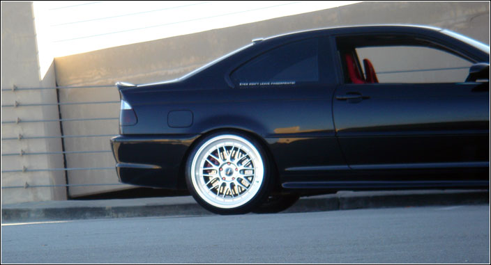 photo 10 BMW 330 custom wheels Linea Corse LeMans 19x8.5, ET +30, tire size 235/35 R19. 19x10.0 ET+37 265/30 R19