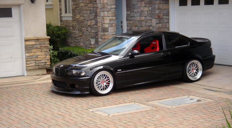 photo 14 BMW 330 custom wheels Linea Corse LeMans 19x8.5, ET +30, tire size 235/35 R19. 19x10.0 ET+37 265/30 R19