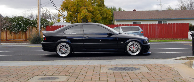 photo 19 BMW 330 custom wheels Linea Corse LeMans 19x8.5, ET +30, tire size 235/35 R19. 19x10.0 ET+37 265/30 R19