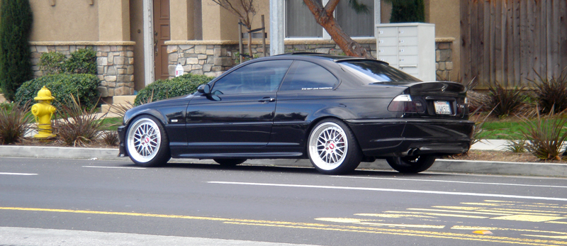 photo 20 BMW 330 custom wheels Linea Corse LeMans 19x8.5, ET +30, tire size 235/35 R19. 19x10.0 ET+37 265/30 R19