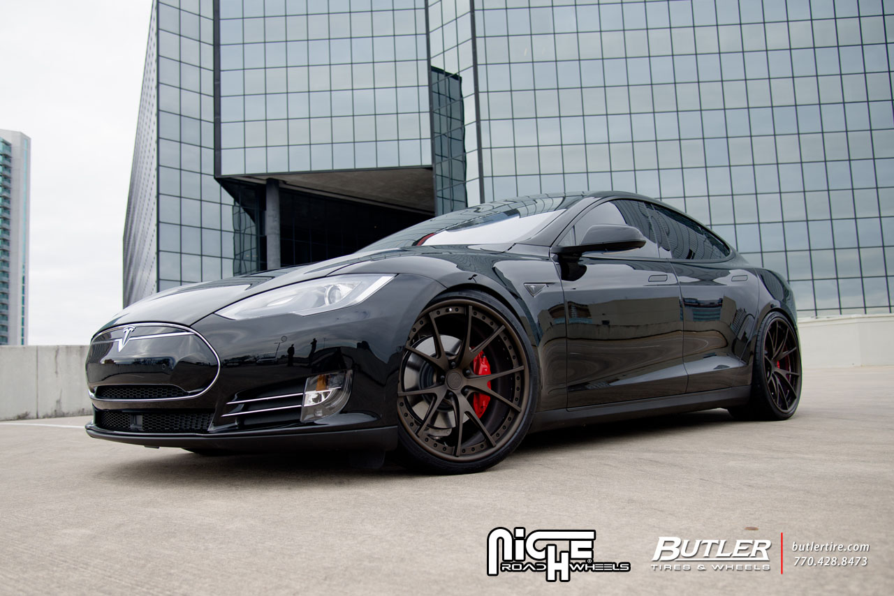 Tesla Model S Custom Wheels Niche St 252 Ttgart 22x Et 30