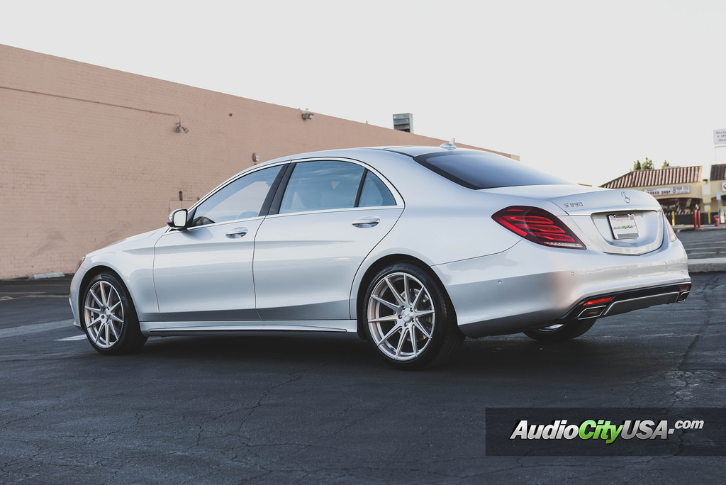 photo 2 Mercedes-Benz S-Class Varro VD10 20x8.5