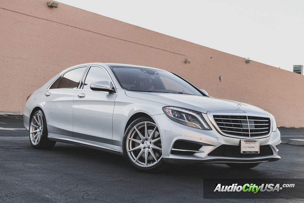 photo 3 Mercedes-Benz S-Class Varro VD10 20x8.5