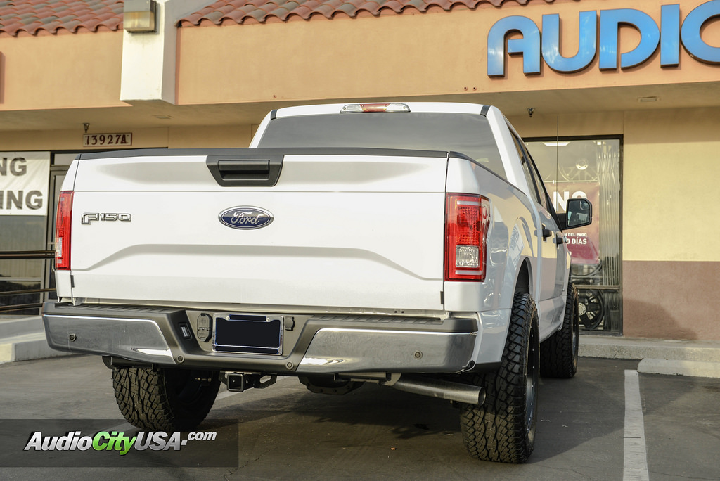 photo 2 Ford F-150 Maverick D 538 20x9.0