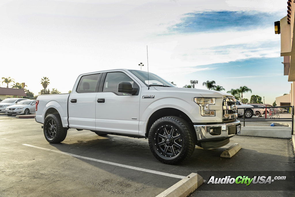 photo 4 Ford F-150 Maverick D 538 20x9.0