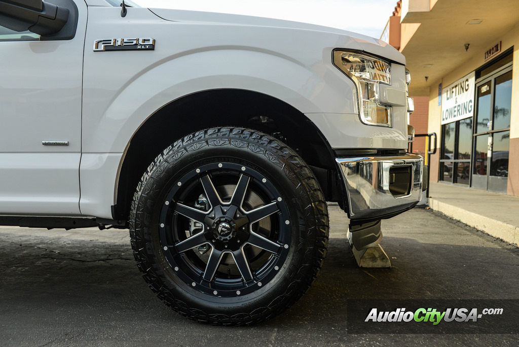 photo 1 Ford F-150 Maverick D 538 20x9.0