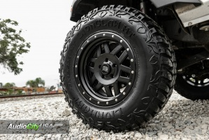 Jeep Wrangler Unlimited tuning