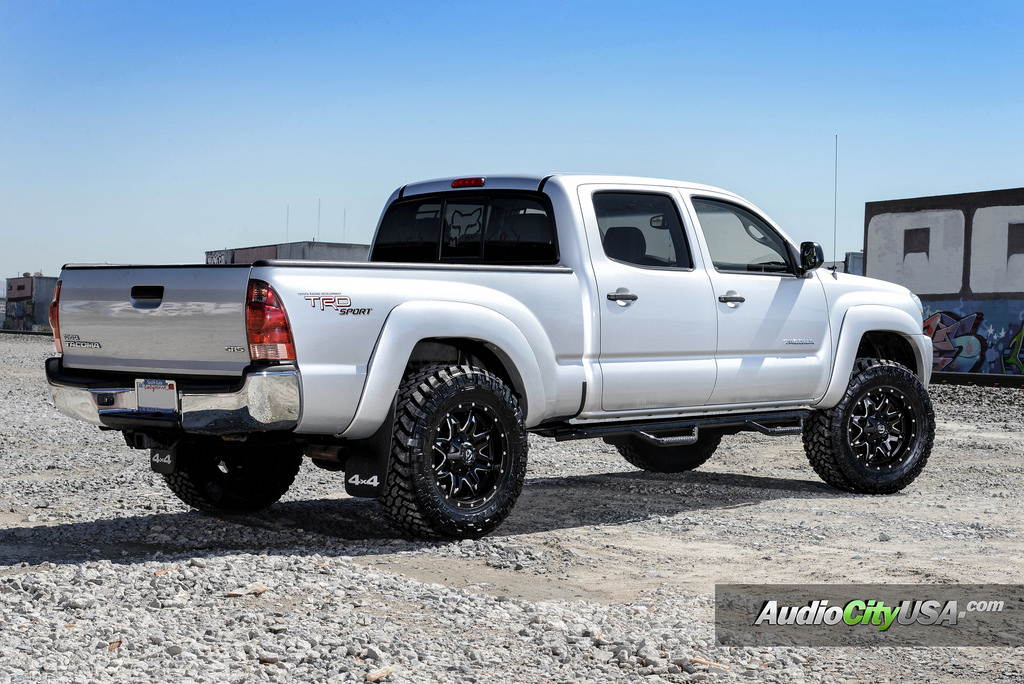 ... Tire Photo 2 Toyota Tacoma Custom Wheels Fue Lethal D567 18x9.0, ET ,  Tire