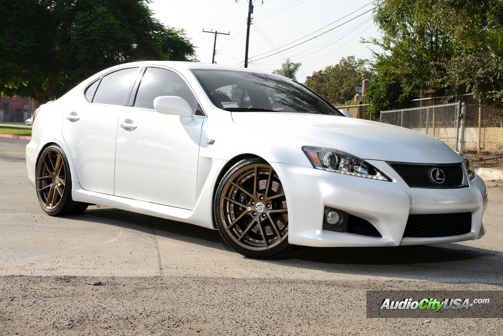 Lexus Is 350 Custom Wheels Gianelle Monaco 20x8 5 Et
