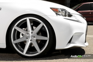 Lexus IS-F tuning