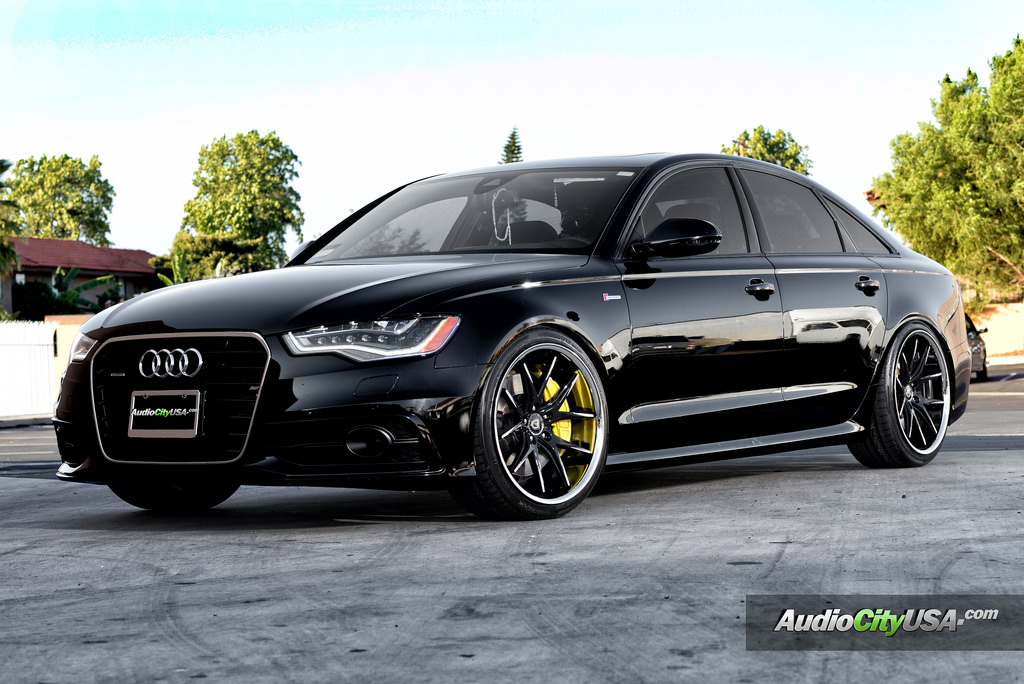 Audi A6 Custom Wheels Lexani R12 20x10 0 Et Tire Size