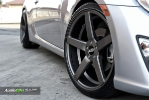 Scion FR-S tire size