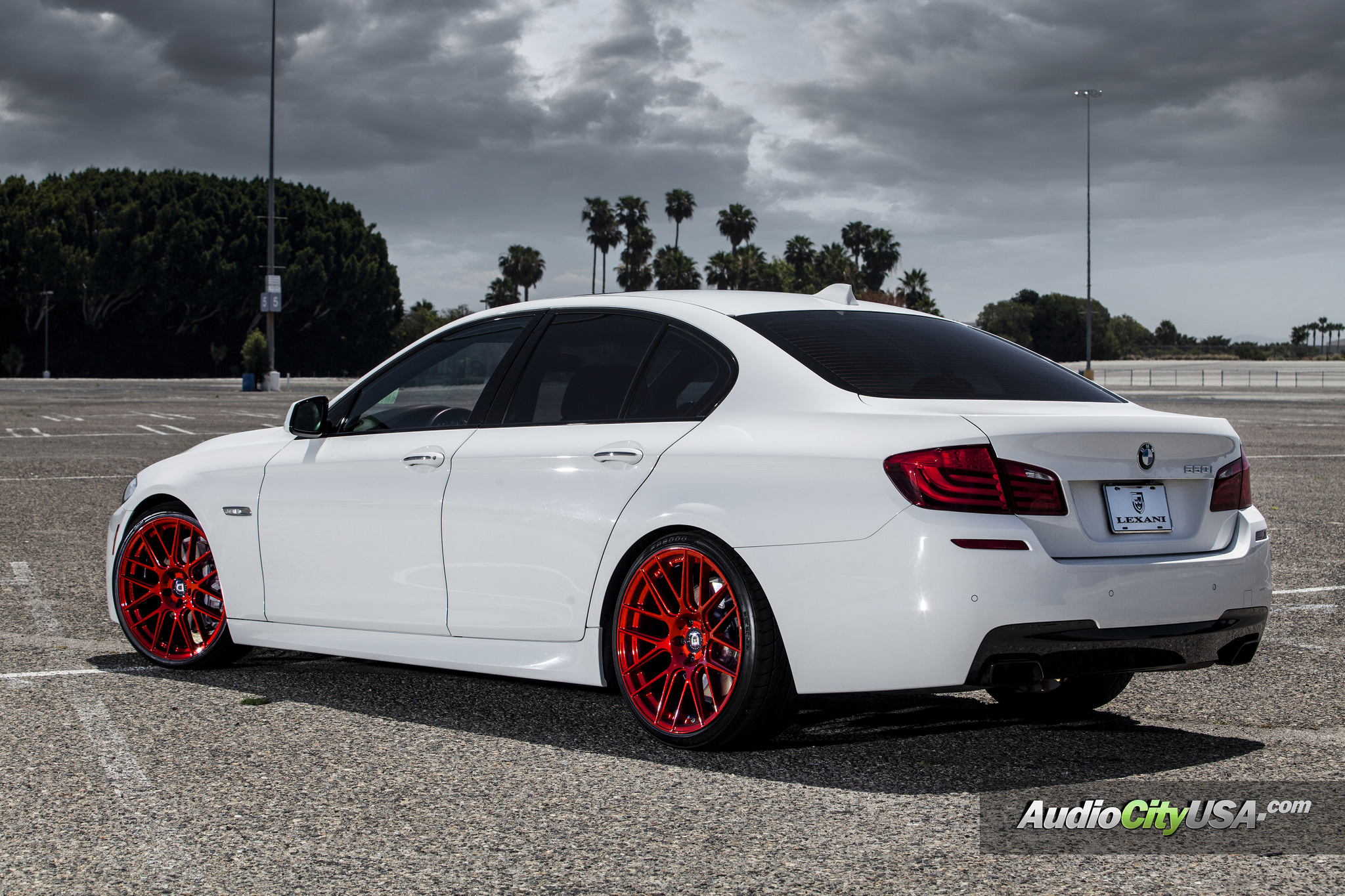 Bmw 550 Custom Wheels Lexani Css 8 20x Et Tire Size