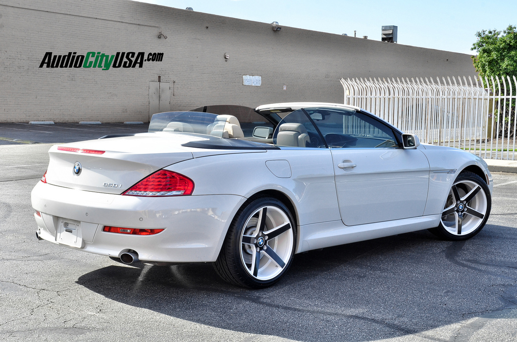 photo 5 BMW 650 STR 607 20x9.0