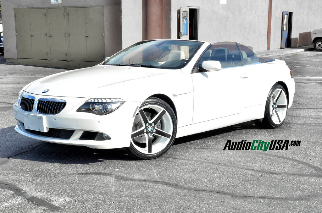 photo 3 BMW 650 STR 607 20x9.0