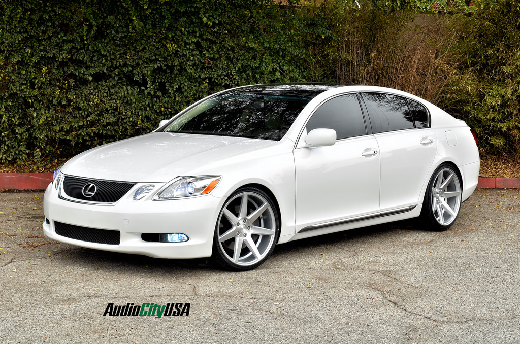 lexus gs 350 custom wheels rennen crl 70 20x8 5 et tire size 245 30 r20 20x10 0 et 275 30 r20. Black Bedroom Furniture Sets. Home Design Ideas