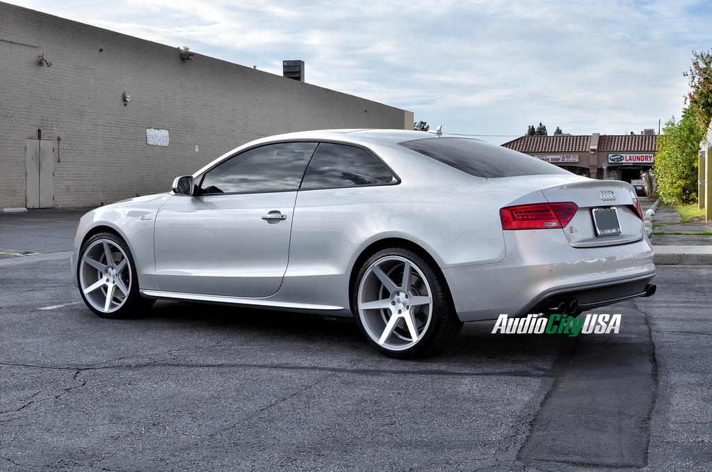 Audi S5 Custom Wheels Stance Sc 6 20x10 5 Et Tire Size