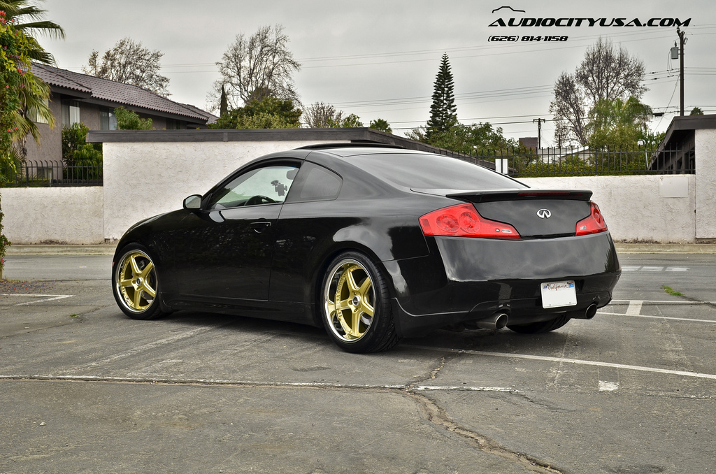 infiniti g35 custom wheels vertini drift 19x8 5 et tire. Black Bedroom Furniture Sets. Home Design Ideas
