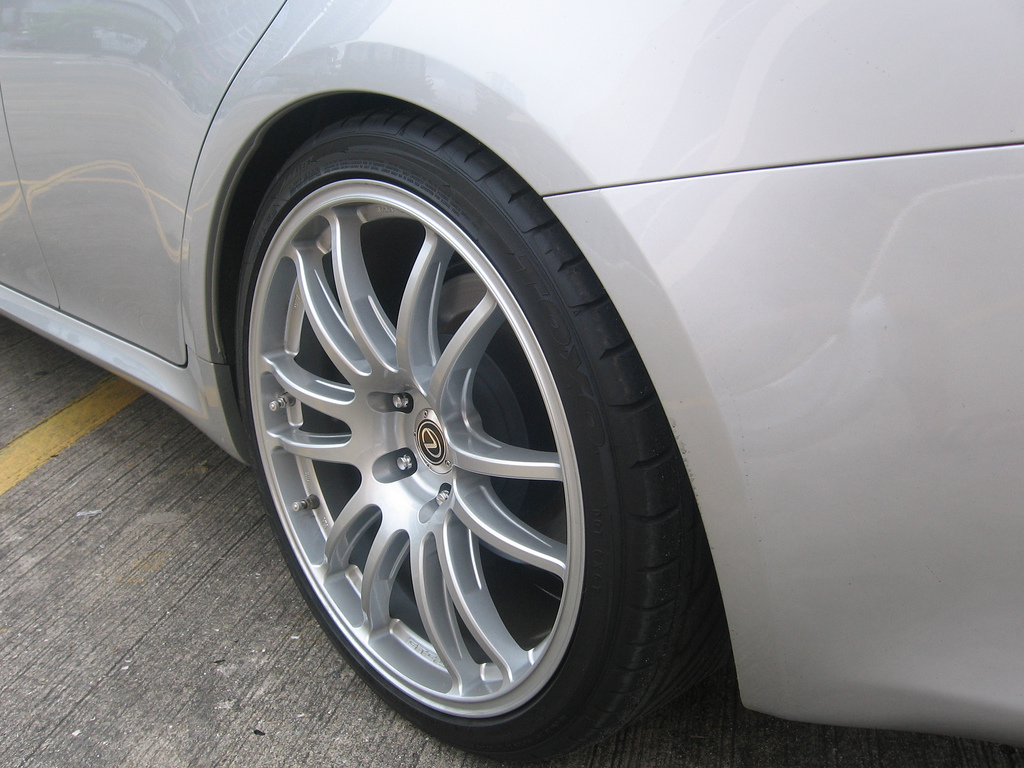 lexus is 350 custom wheels enkei gtc01 19x8 5 et 22