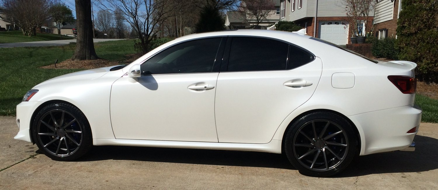 Custom Wheels Tires For Lexus Is 250